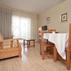 Отель Royal Apartamentos Rentalmar Апартаменты с различными типами кроватей