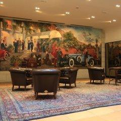 Hotel Pierre Milano интерьер отеля