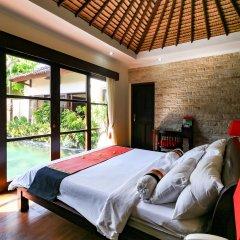 Отель Aleesha Villas 3* Улучшенная вилла с различными типами кроватей
