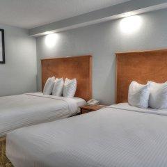Отель Days Inn by Wyndham Gatlinburg On The River 2* Стандартный номер с 2 отдельными кроватями