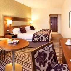 Отель Ramada Plaza Liege City Center 4* Номер Делюкс