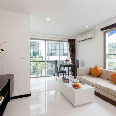 Апартаменты The Regent Phuket Serviced Apartment Kamala Beach жилая площадь