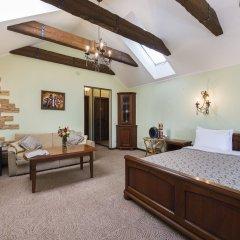 Гостиница Оселя 3* Номер Делюкс с различными типами кроватей