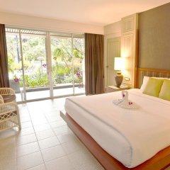 Отель Phuket Orchid Resort and Spa 4* Номер Делюкс с разными типами кроватей