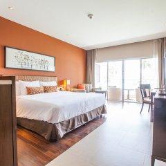 Отель Crowne Plaza Phuket Panwa Beach 5* Люкс с различными типами кроватей