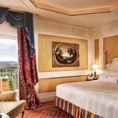 Hotel Splendide Royal 5* Номер Делюкс фото 4