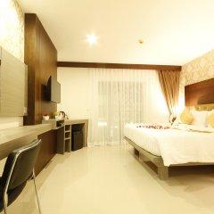 Hemingways Silk Hotel 3* Номер Делюкс разные типы кроватей фото 3