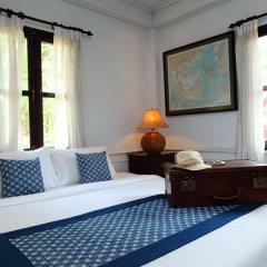 Отель Cafe de Laos Inn 3* Номер Делюкс с различными типами кроватей