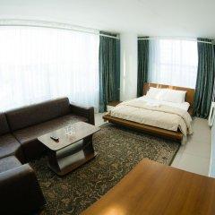 Гостиница Волна Люкс разные типы кроватей фото 5