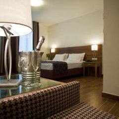 Hotel Galileo Prague 4* Люкс с различными типами кроватей фото 9