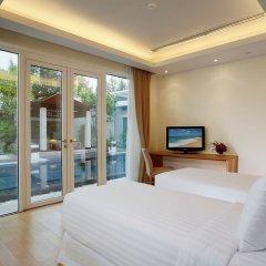 Отель Splash Beach Resort 5* Вилла Премиум с различными типами кроватей фото 2