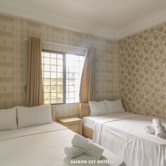 Saigon 237 Hotel 2* Стандартный номер с различными типами кроватей