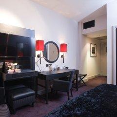 Отель Malmaison Manchester 4* Стандартный номер с различными типами кроватей фото 5