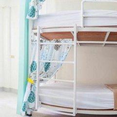 Kamin Bird Hostel Кровать в общем номере с двухъярусной кроватью фото 7