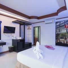 Отель Blue Carina Inn 3* Номер Делюкс фото 2