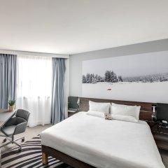 Отель Novotel Montparnasse 4* Улучшенный номер фото 3