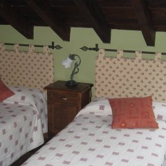 Отель Posada El Jardin de Angela 3* Стандартный номер с различными типами кроватей