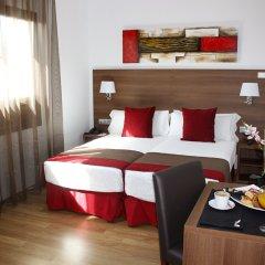 Отель Auto Hogar 3* Улучшенный номер с различными типами кроватей