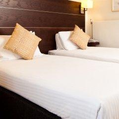 Mercure Manchester Piccadilly Hotel 4* Стандартный номер с различными типами кроватей фото 2