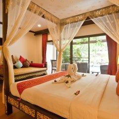 Отель Kata Palm Resort & Spa 4* Номер Делюкс с различными типами кроватей фото 2