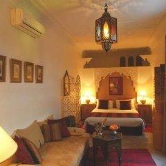 Отель Riad La Terrasse Des Oliviers 4* Полулюкс с различными типами кроватей