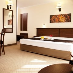 Favorit Hotel 3* Номер Делюкс с различными типами кроватей