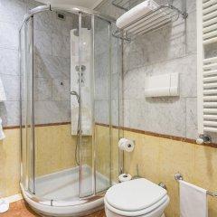 Hotel Carrobbio ванная