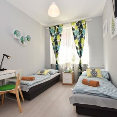 City Central Hostel Kuznicza Стандартный номер с различными типами кроватей фото 2