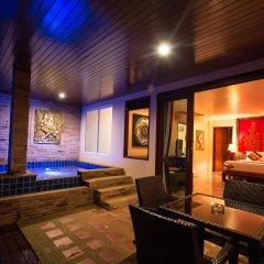 Отель Sandalwood Luxury Villas 5* Люкс с различными типами кроватей