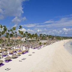 Отель Paradisus Palma Real Golf & Spa Resort All Inclusive Доминикана, Пунта Кана - 1 отзыв об отеле, цены и фото номеров - забронировать отель Paradisus Palma Real Golf & Spa Resort All Inclusive онлайн пляж