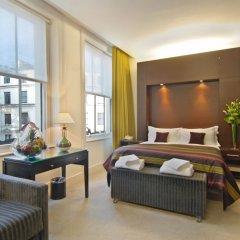 Отель The Park Grand London Paddington 4* Номер Делюкс с различными типами кроватей фото 17