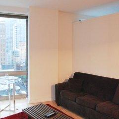 Отель Market Rental NYC Midtown West Стандартный номер с различными типами кроватей