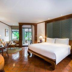 Отель JW Marriott Phuket Resort & Spa 5* Номер Делюкс с двуспальной кроватью