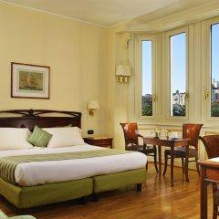Hotel Continental Genova 4* Стандартный номер с различными типами кроватей фото 2