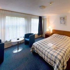 Hotel Prins Hendrik 3* Стандартный номер с различными типами кроватей фото 2