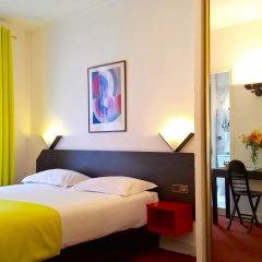 Отель BRH Boulogne Résidence Hôtel 3* Улучшенная студия с различными типами кроватей