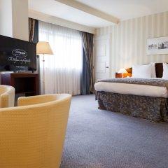 Отель Le Châtelain 5* Представительский номер с различными типами кроватей
