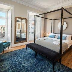 Отель Le Consulat 4* Люкс с различными типами кроватей
