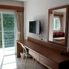 Отель Rojjana Residence 2* Стандартный номер разные типы кроватей фото 4