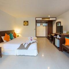 Отель Coconut Village Resort 4* Улучшенный номер с различными типами кроватей фото 3