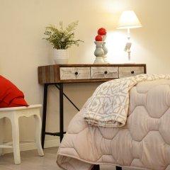 Отель B&b Al Borgo Стандартный номер с различными типами кроватей