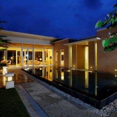 Отель Splash Beach Resort 5* Вилла Делюкс с различными типами кроватей фото 3