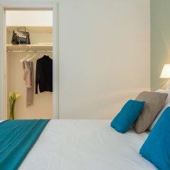 Апартаменты Hintown Apartments Montenapoleone Милан комната для гостей фото 4