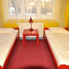 Отель SuperiQ Villa 3* Стандартный номер с 2 отдельными кроватями фото 2