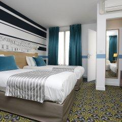 Hotel de France Gare de Lyon Bastille 3* Номер Комфорт с различными типами кроватей