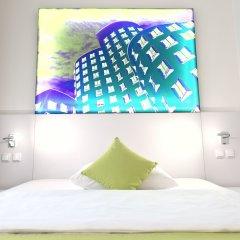 Отель Wyndham Garden Düsseldorf City Centre Königsallee 4* Стандартный номер с разными типами кроватей