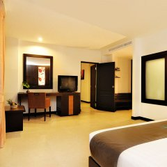 Andakira Hotel 4* Люкс с разными типами кроватей фото 2