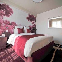 Отель Mercure Paris Bastille Marais комната для гостей