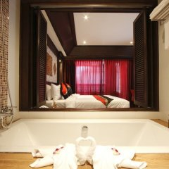 Rayaburi Hotel Patong глубокая ванна