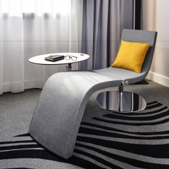 Novotel London Canary Wharf Hotel 4* Номер Делюкс с различными типами кроватей